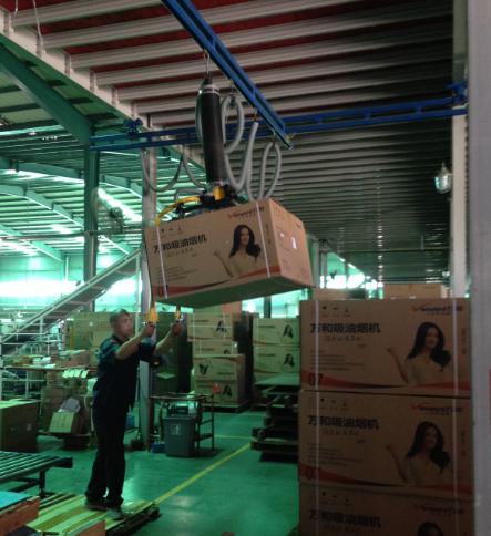 CY-ZK02纸箱搬运真空吊具